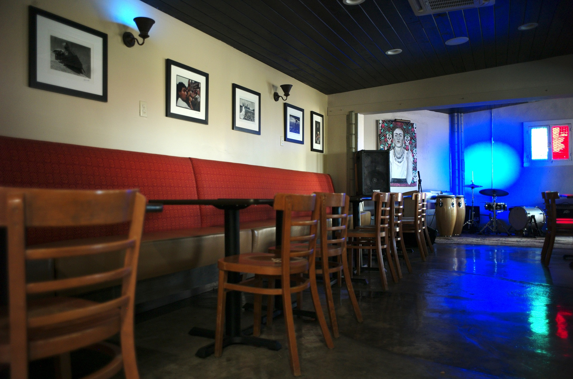 Hold your event in San Antonio at Sanchos!