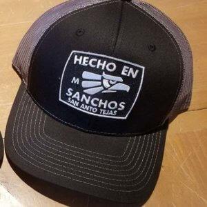hecho en sanchos hat