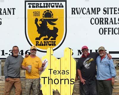 texas thorns